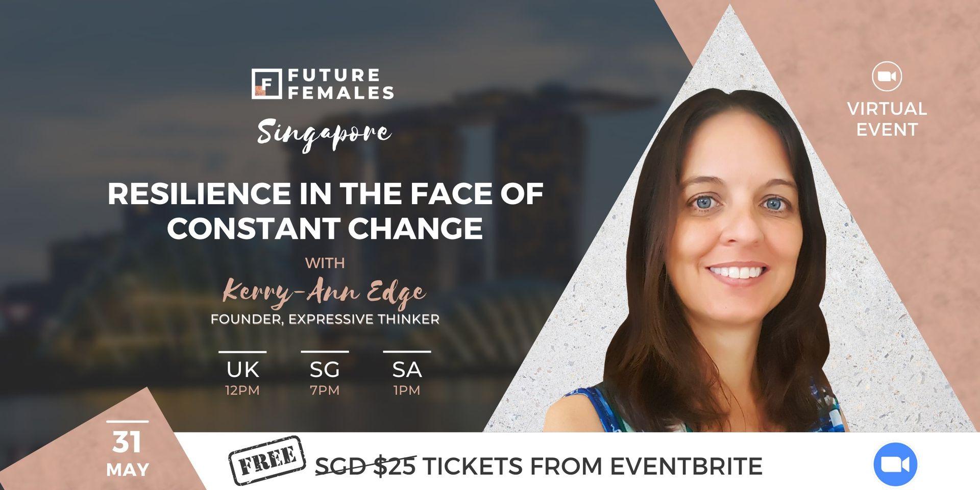 Future Females Singapore Event - 31 May