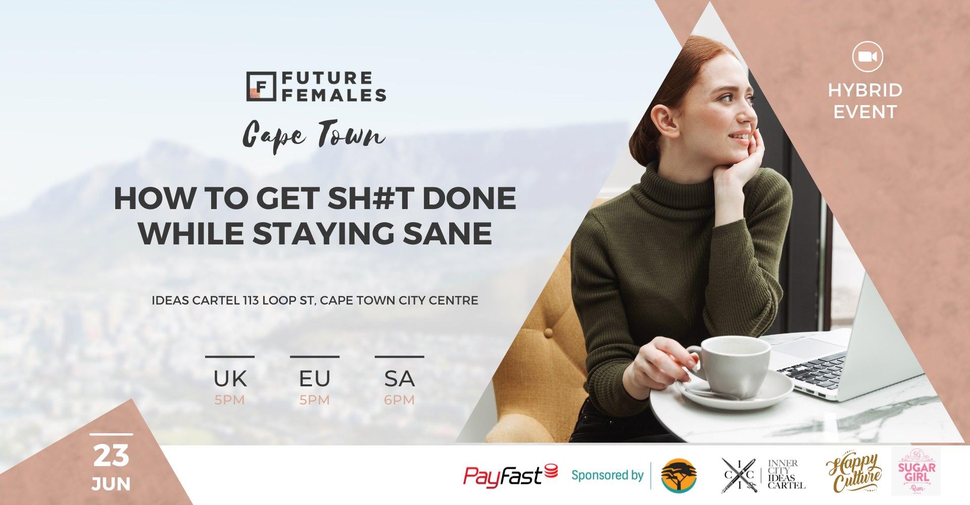 Future Females Cape Town Event - 23 June