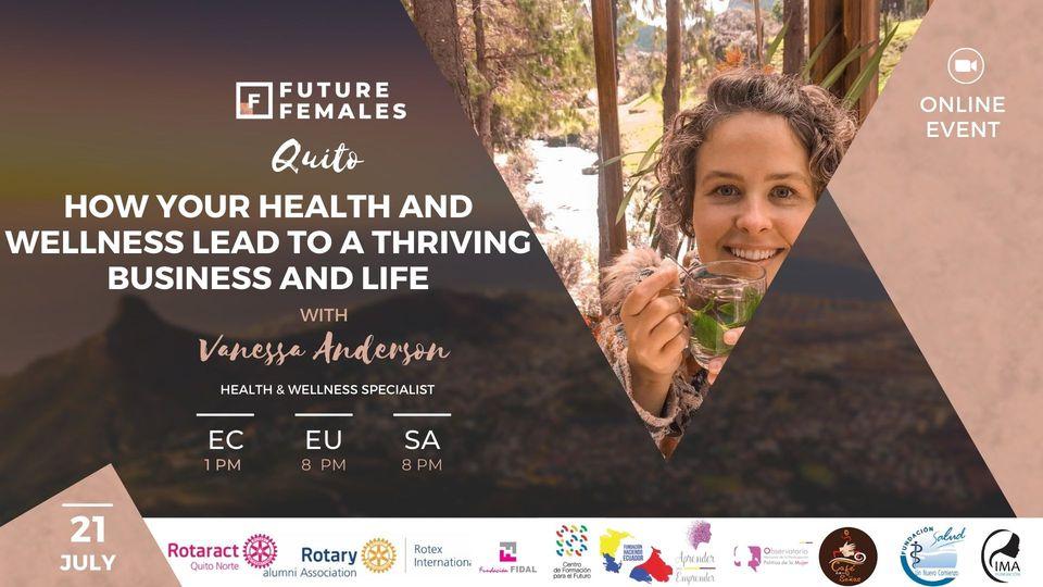 Future Females Quito Event - 21 May