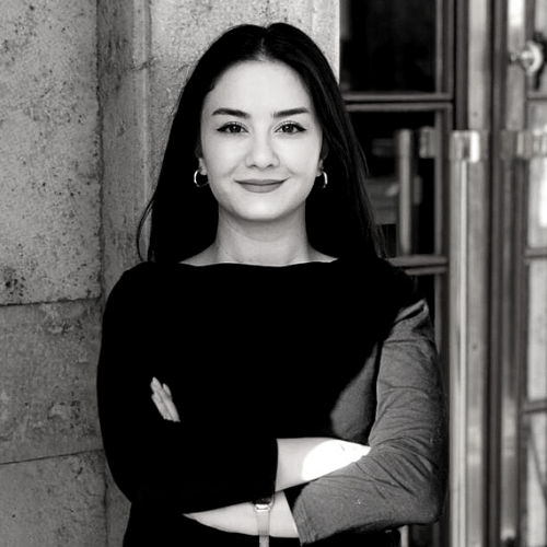 Esra Cankaya - Ankara Chapter Ambassador