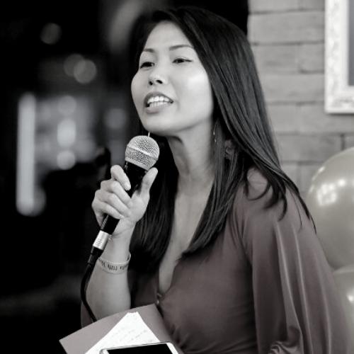 April Tolentino - Singapore Chapter Ambassador