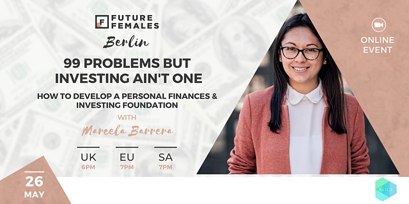 Future Females Berlin Event - 26 May