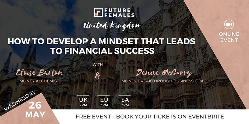 Future Females United Kingdom Event - 26 May