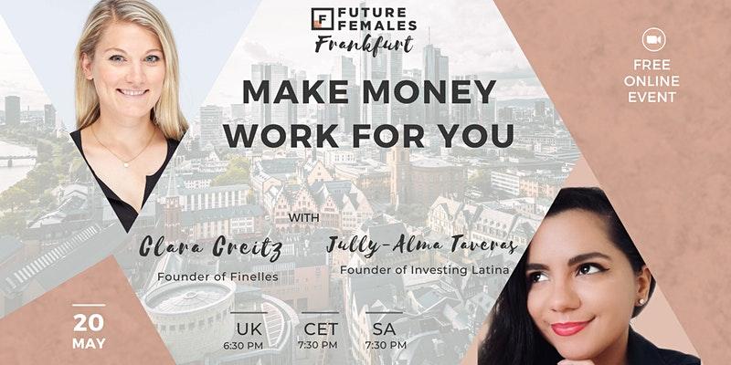 Future Females Frankfurt Event - 20 May