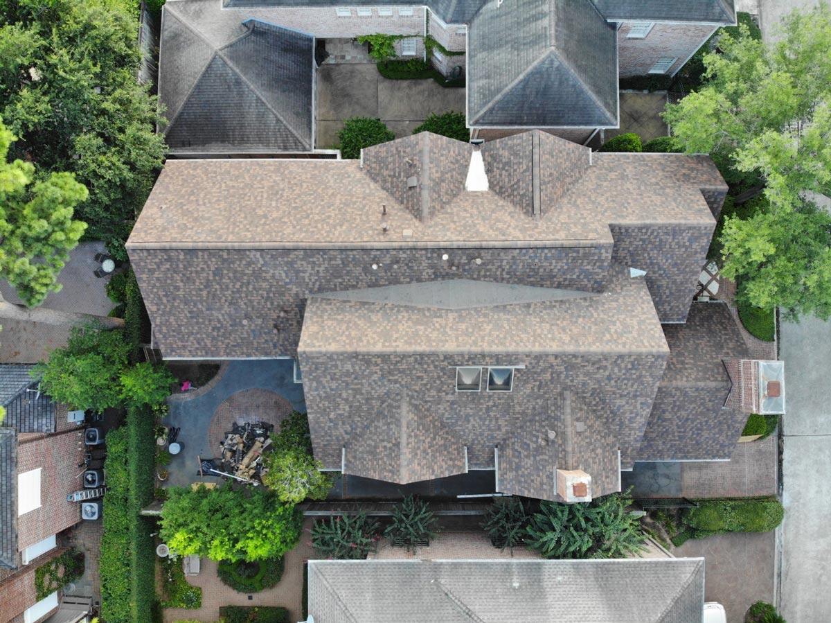 Roof Repair in Houston
