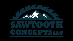 Sawtooth Concepts blue transparent logo
