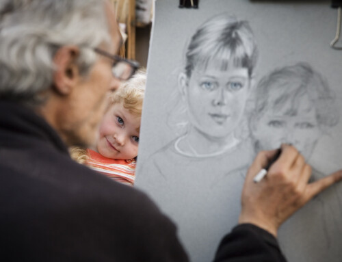 3 Reasons Art Is Essential For The Aging Brain