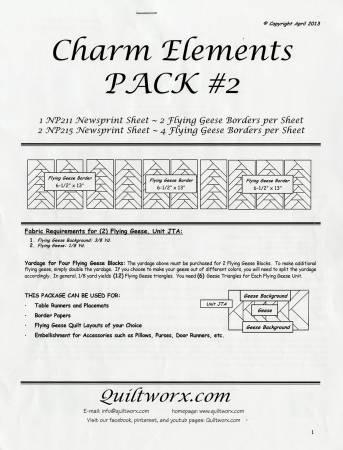 Charm Elements #2