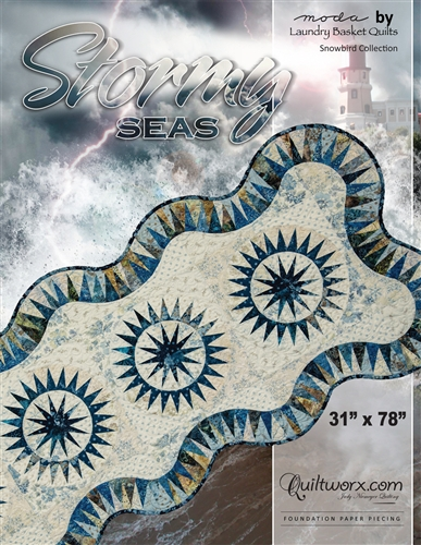 Stormy Seas cover