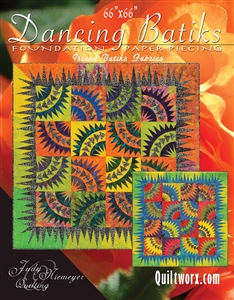 Dancing Batiks Cover