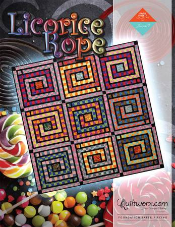 Licorice Rope Cover
