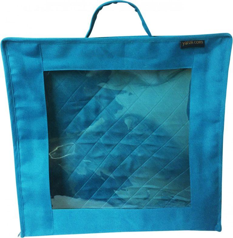 Block Bag – Aqua