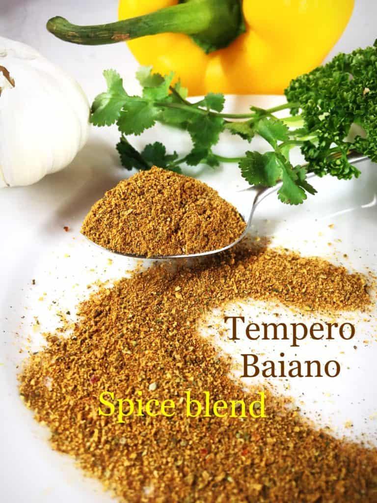 Tempero Baiano spice blend