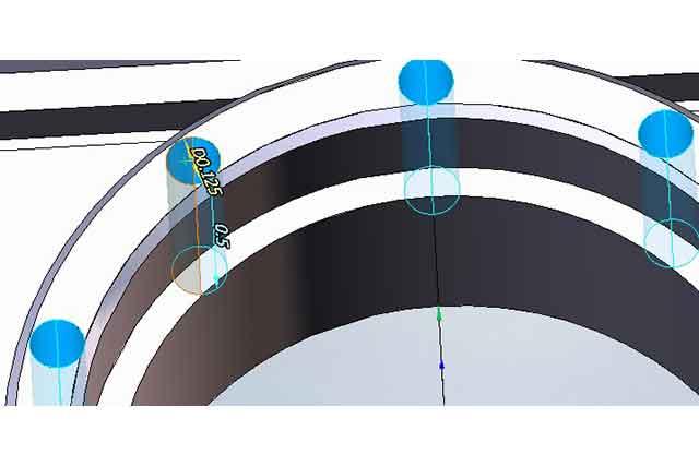 How to machine holes using SprutCAM
