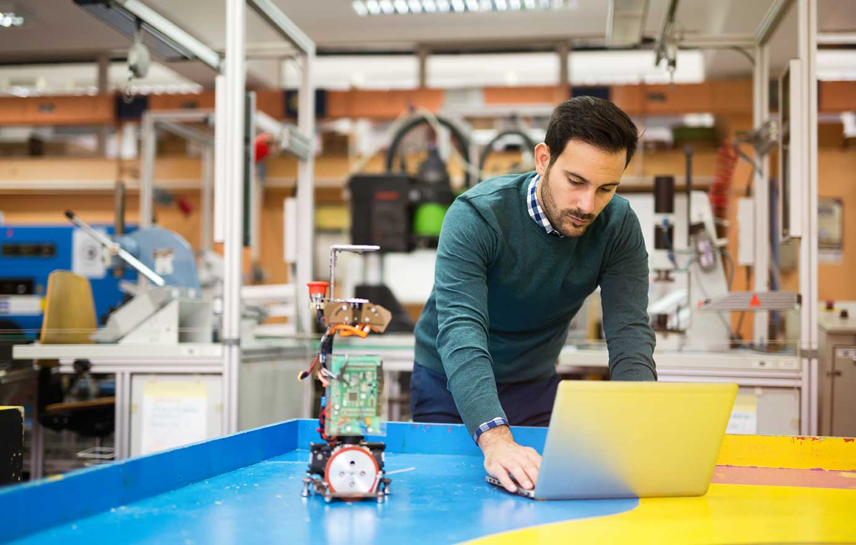 Robotic engineering with SprutCAM 12