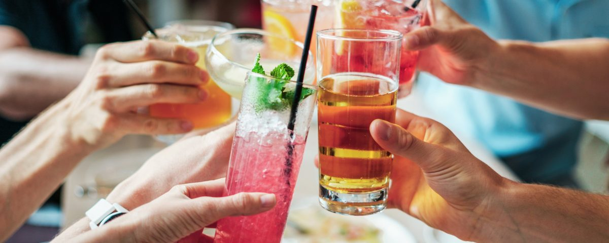 HEALTHY DRINKS FOR DIGESTION