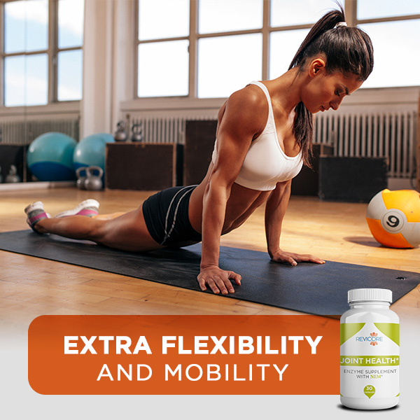 FLEXIBITILITY WITH REVICORE JOINT HEALTH