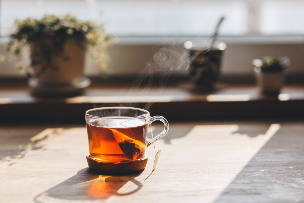 Drink Chamomile Tea - Revicore