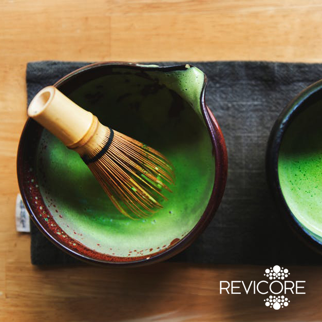 Revicore and Bamboo Extract