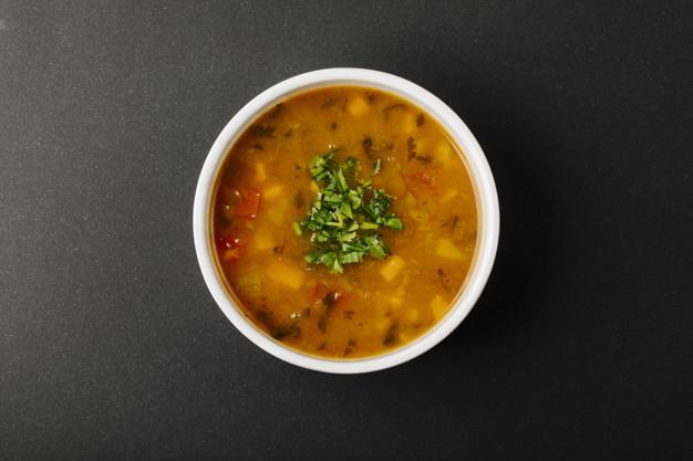 Lentil Vegetable Soup Recipe