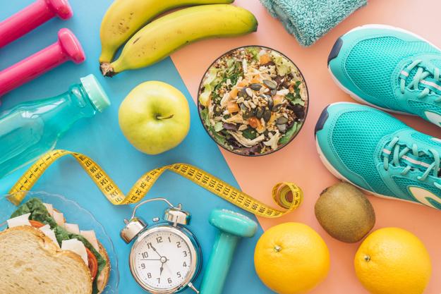 Healthier Lifestyle for Stronger Immunity