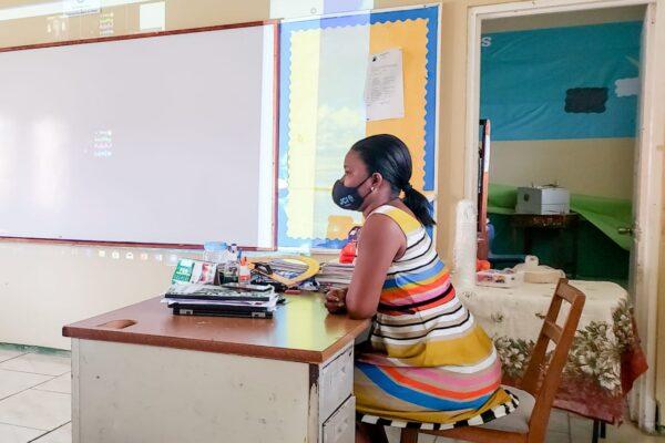 Grade Six Teacher Alexis Murray