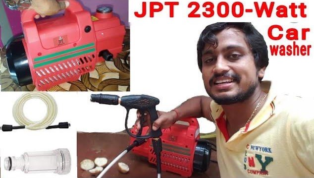 jpt car washer image