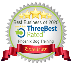 Dog_Training_Phoenix_Best Phoenix_Dog_Trainers_Award_2020