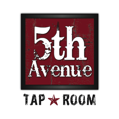 5th Avenue Tap Room Logo Design