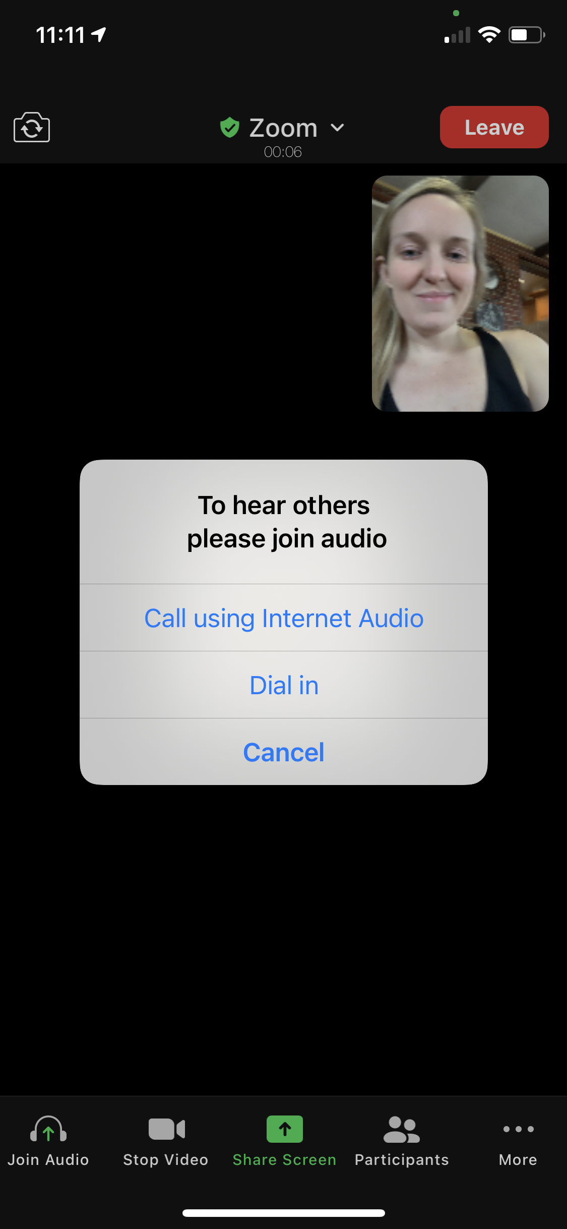 Internet Audio