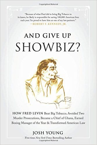And Give Up Showbiz