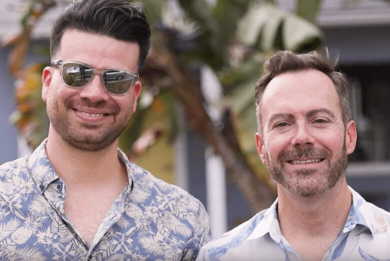 Bryan and Barry's Car-Free Story