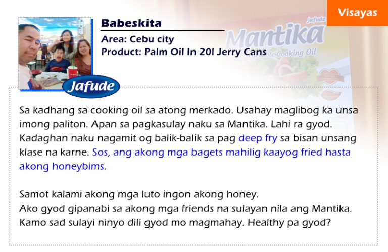jafude mantika canola oil review