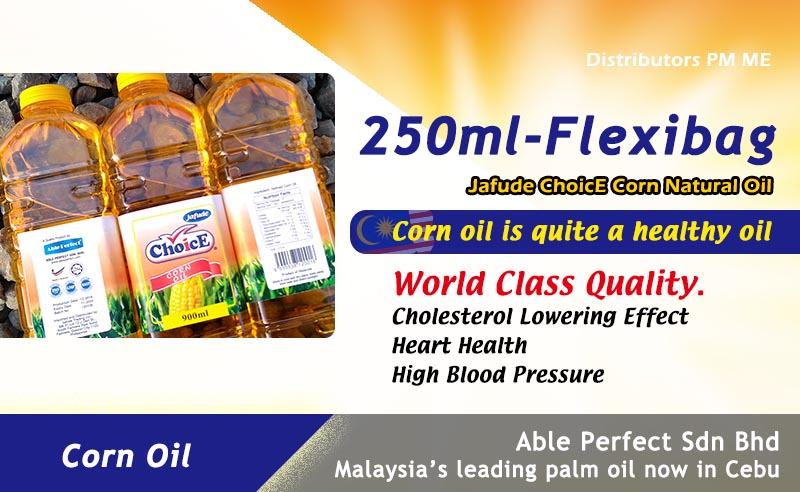 Our cooking oil package have pet bottle, jerrycan, drum and flexibag