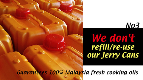 Cooking Oil and Vegetable Oil Supplier in Davao-jafude mantika palm oil properly sealed.