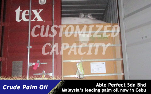 Crude palm oil supplier in the Philippines Malaysia