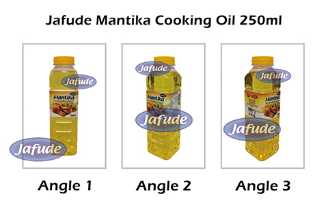 Jafude vegetable cooking oil 250ml supplier in the Philippines-3 angle-Wholesale Philippines palm oil in metro manila