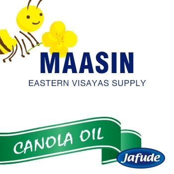Philippines canola oil supply in Eastern Visayas_Southern Leyte_Maasin