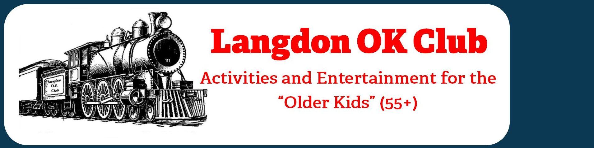 Langdon O.K. Seniors Club