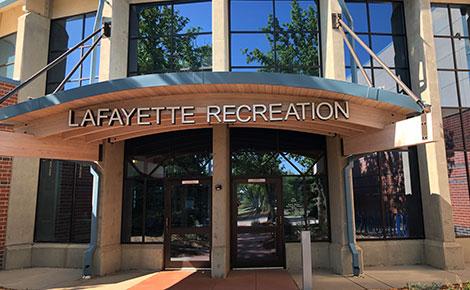 Lafayette Recreation Center