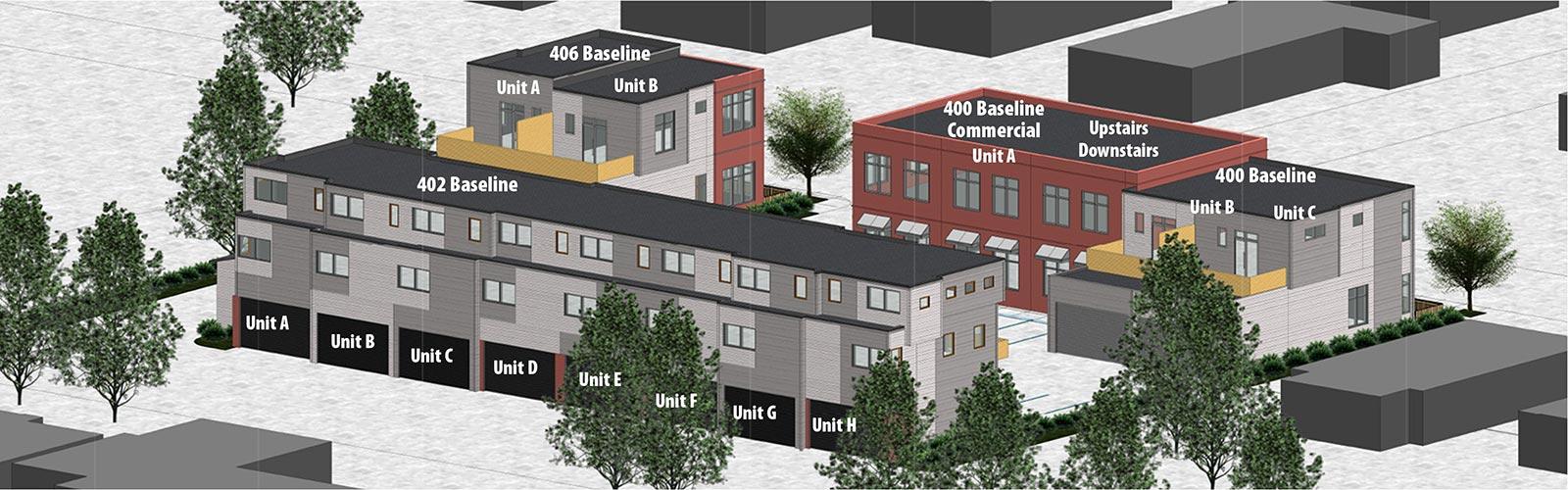 baseline oldtown luxury condominiums lafayette colorado
