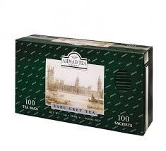 Ahmad Earl Grey 100 Tea Bags