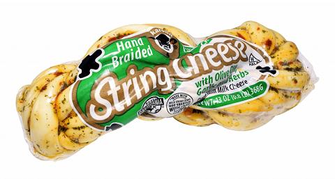 Karoun Hand Braided String Cheese Marinated
