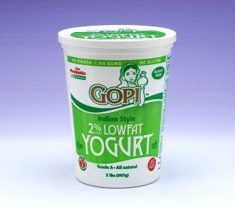 Gopi Low Fat Yogurt