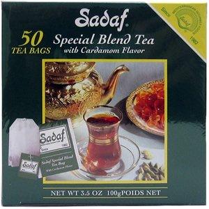 Special Blend Tea W/ Cardamom 50TB