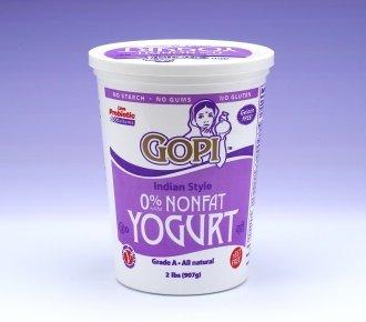 Gopi Non Fat Yogurt