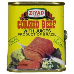 (Halal) Corned Beef with Juices