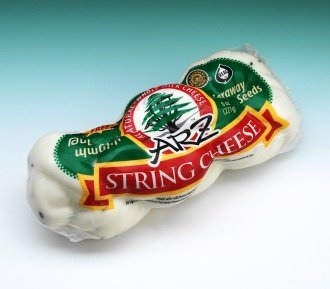 Arz String Cheese W Black Caraway Seed