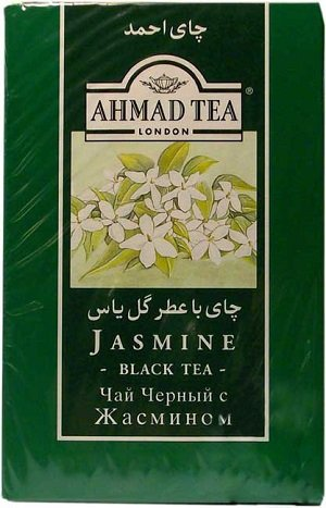 Ahmad Jasmine Black Tea