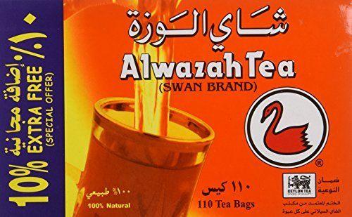 Alwazah Pure Ceylon Tea 110 TB